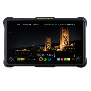 Atomos Shogun Inferno 4K 60p, Cinema DNG Raw reckordér / monitor