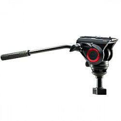 MANFROTTO MVH500A  videohlava do 5kg s pologuľou 60mm