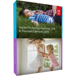 Adobe Photoshop Elements + Premiere Elements 2018