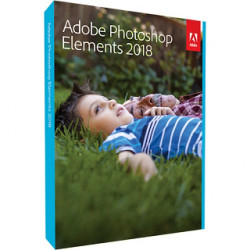 Adobe Photoshop Elements 2018 WIN CZ FULL