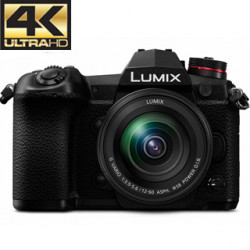 Panasonic Lumix G9 + 12-60 mm (DC-G9MEG-K)