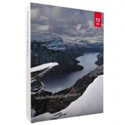 Adobe Photoshop Lightroom 6 WIN/MAC ENG