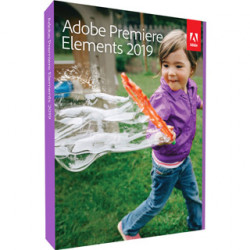 Adobe Premiere Elements 2019 WIN CZ FULL