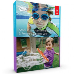 Adobe Photoshop Elements + Premiere Elements 2019 WIN CZ